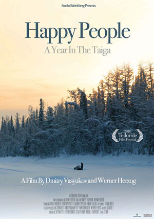 Happy People: A year In The Taiga: Werner Herzog in Siberia