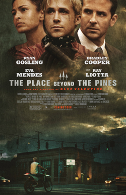 The Place Beyond the Pines di Derek Cianfrance - poster