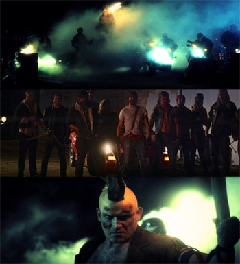 Chuck Hank and the San Diego Twins: da Mad Max ai The Warriors