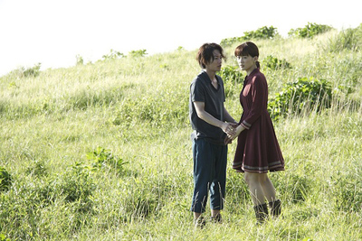 Takeru Sato e Haruka Ayase in REAL di Kiyoshi Kurosawa