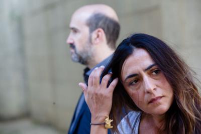 Javier Cámara e Candela Peña in Ayer no termina nunca, di Isabel Coixet