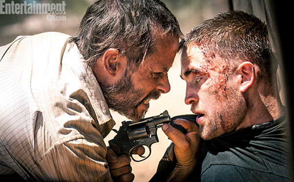 Guy Pearce e Robert Pattinson, prima foto da The Rover di David Michôd