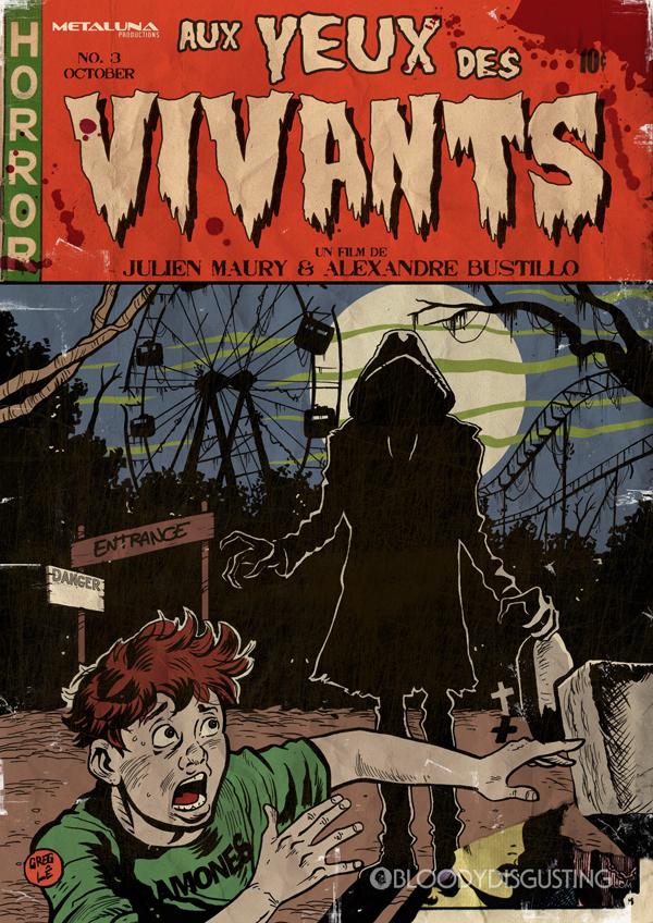 Aux Yeux des Vivants. Il nuovo horror di Bustillo e Maury prodotto dal basso