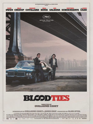Il poliziotto e il criminale. Blood Ties: trailer, foto e poster