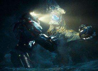 Pacific Rim Jaeger contro Kaiju