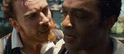 Michael Fassbender e Chiwetel Ejiofor in 12 Years a Slave di Steve McQueen - trailer
