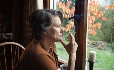 Barbara Sukowa in Hannah Arendt, di Margarethe Von Trotta