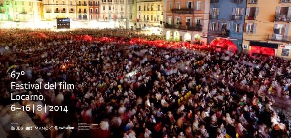 Manifesto del 67° Festival del film Locarno