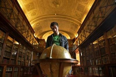 Eugenio Franceschini in La luna su Torino