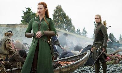 lo hobbit. la battaglia delle cinque armate