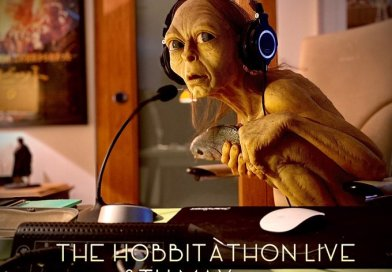 Hobbithaton: Andy Serkis leggerà Lo Hobbit per intero per beneficenza!