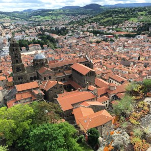 Trail du Saint Jacques au Puy-en-Velay