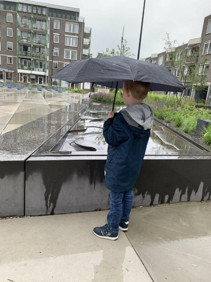 Mijn leven in foto's #142 - wandelen in de regen