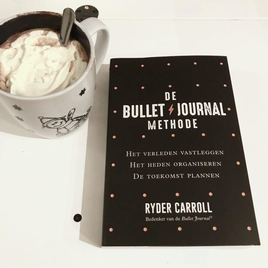 Mijn leven in foto's #100 - De Bullet Journal Methode