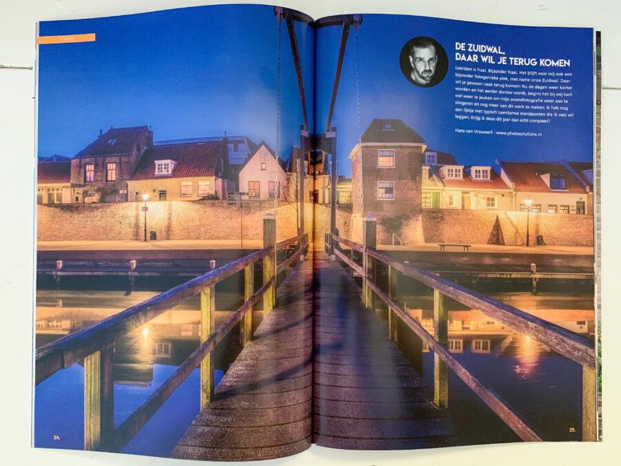 Mijn leven in foto's #132 - Tunnels van Leerdam in VIJF Magazine