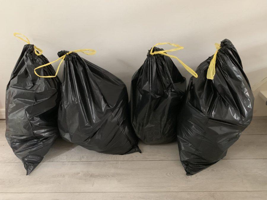 30 dagen, 30 vuilniszakken challenge 2019 Update