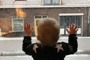 Mijn leven in foto's #74 - Sneeuw