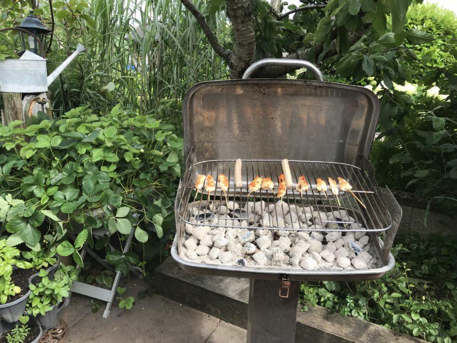 Mijn leven in foto's #86 - barbecue