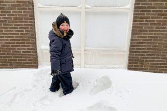Mijn leven in foto's #136 - Sneeuwpret