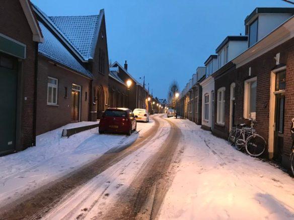 Mijn leven in foto's #101 - sneeuw