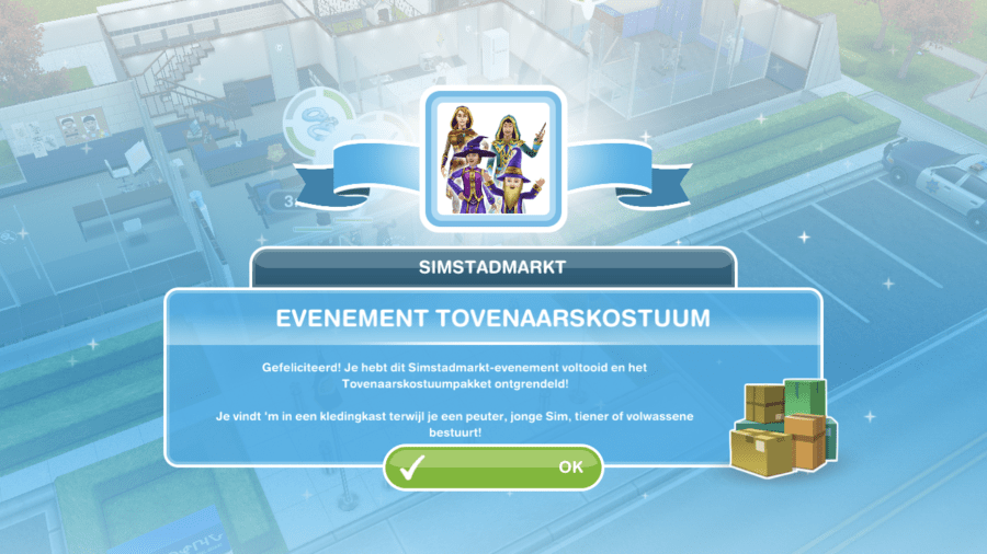 Mijn leven in foto's #88 - The Sims Freeplay