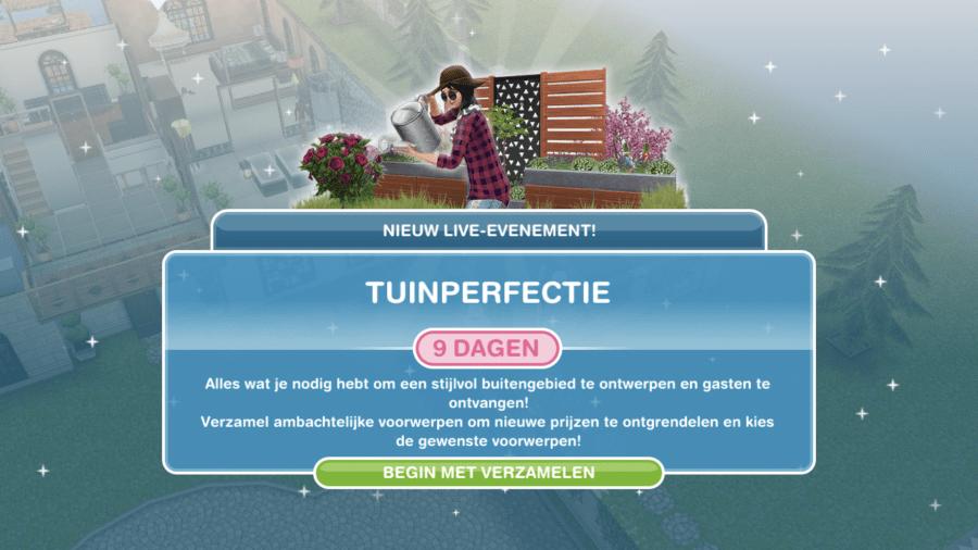 Mijn leven in foto's #80 - De Sims Freeplay