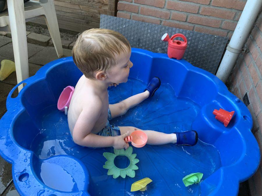 Mijn leven in foto's #112 - Spelen met water