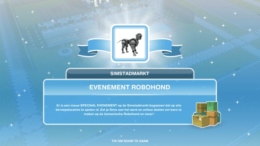 Mijn leven in foto's #82 - De Sims Freeplay
