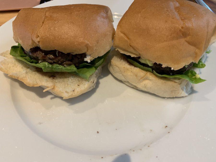 Mijn leven in foto's #113 - hamburgers