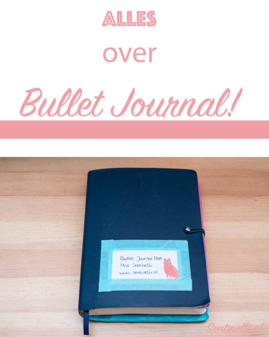 Alles over Bullet Journal