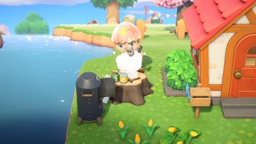Animal Crossing - New Horizons - doe-het-zelfplan