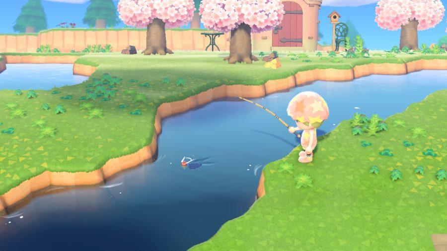 Animal Crossing - New Horizons - vissen