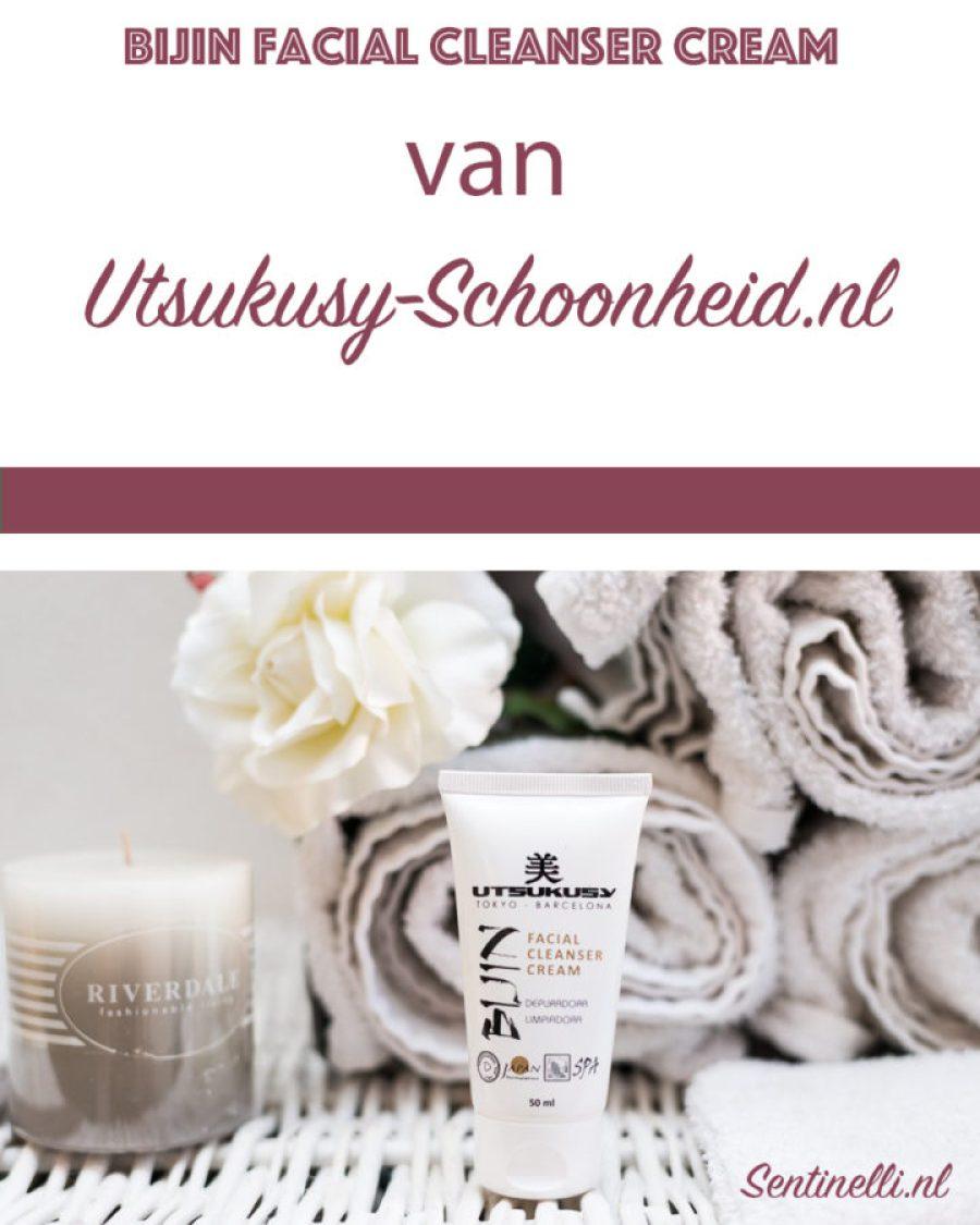 Bijin Facial cleanser cream van Utsukusy-Schoonheid.nl