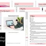 """Black Friday Sale - 50% korting op mijn ebook """"Gestructureerd Leven""""! Krijg weer structuur in jouw leven!"""