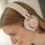 Winnaar – Winactie – Win een wit / rosé gouden bluetooth koptelefoon van Bluetoothkoptelefoons.nl