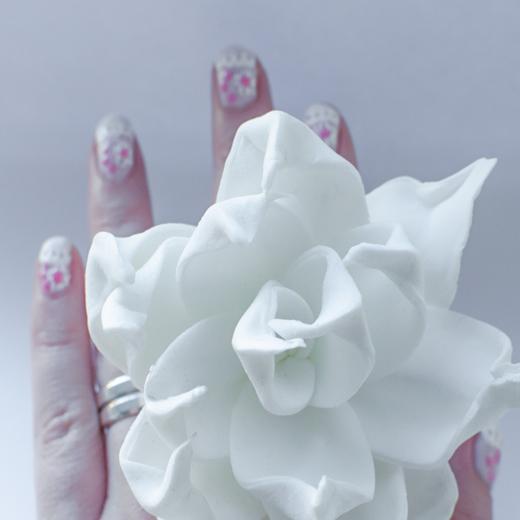 Bruiloft Nail Art