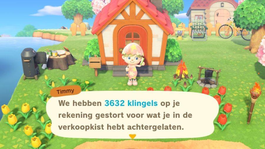 Mijn leven in foto's #121 - Animal Crossing