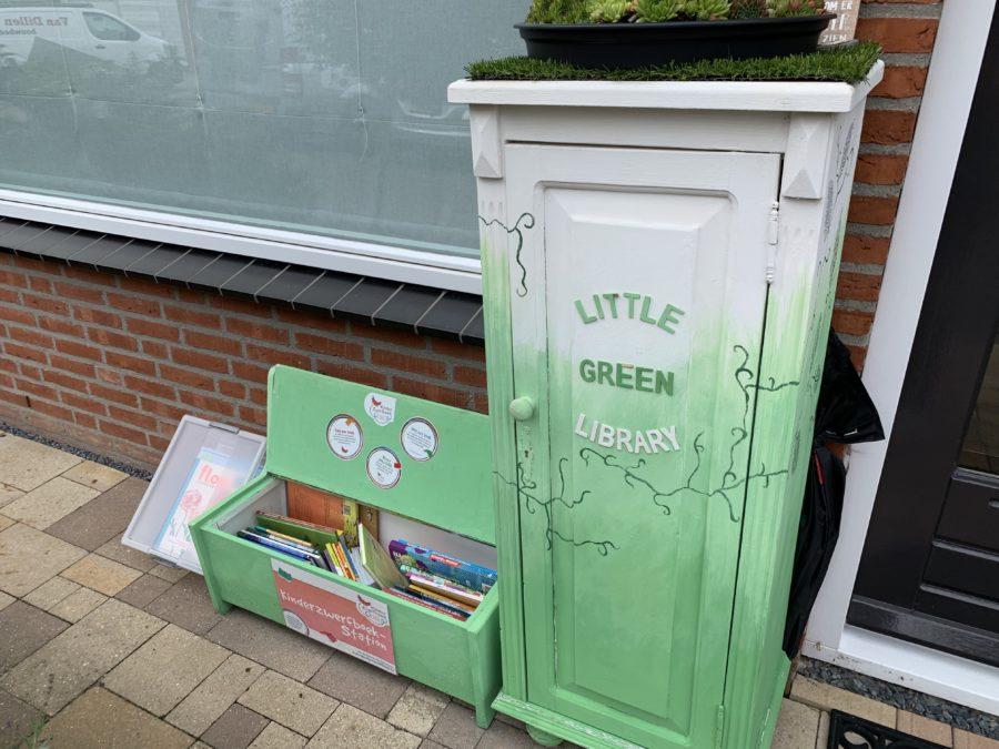 Mijn leven in foto's #113 - Little Green Library