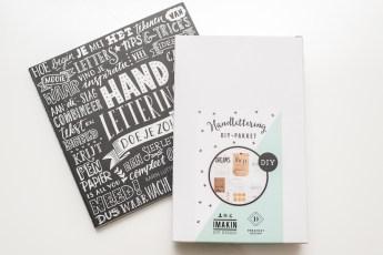 DIY pakket Handlettering