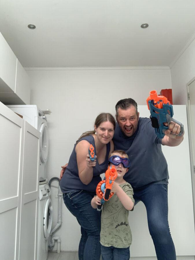 Mijn leven in foto's #142 - NErF guns