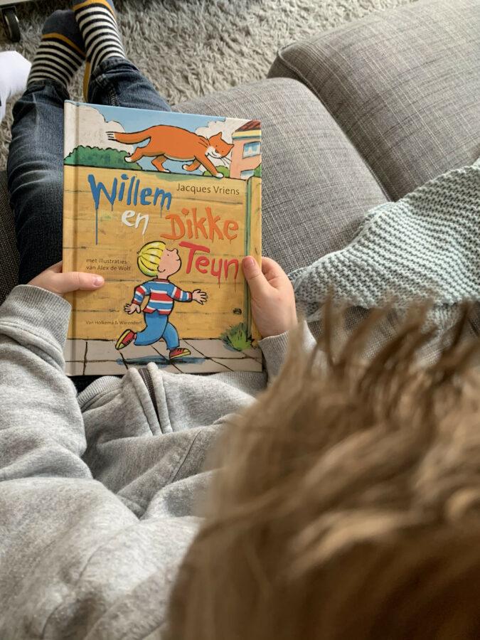 Mijn leven in foto's #142 - Willem en dikke Teun