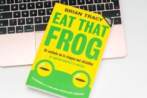 Eat that Frog - De methode om te stoppen met uitstellen en superproductief te worden - 17,50 Euro