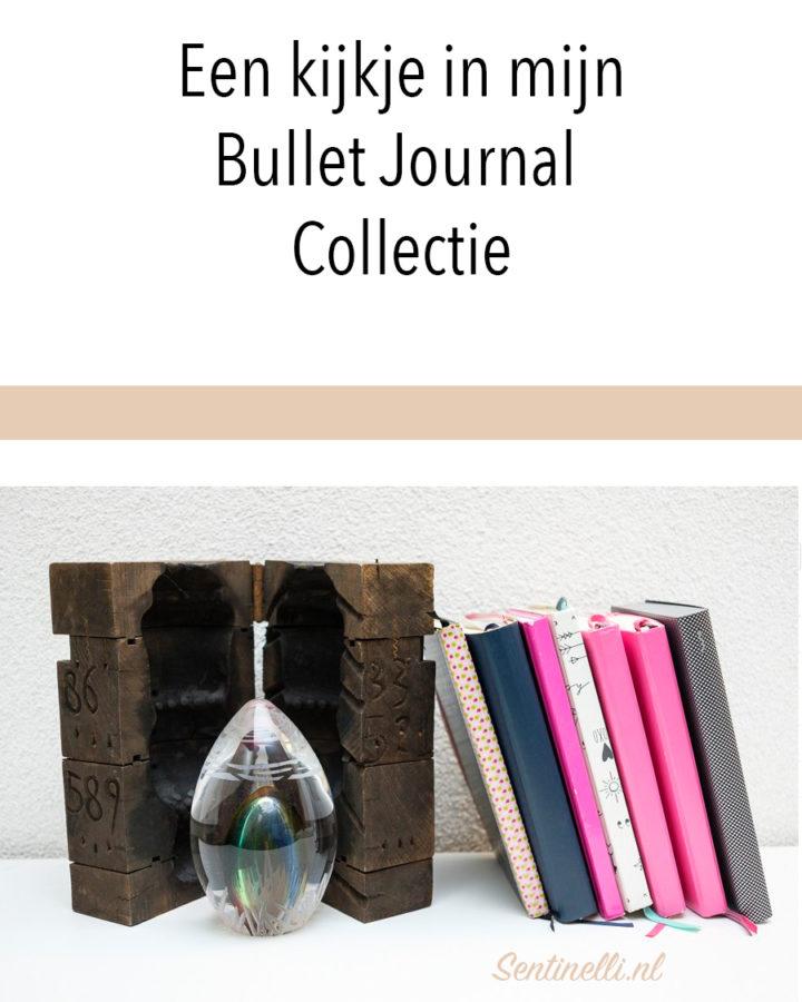 Een kijkje in mijn Bullet Journal Collectie