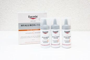 Eucerin Hyaluron-Filler Vitamine C Booster voor een gladde en stralende huid