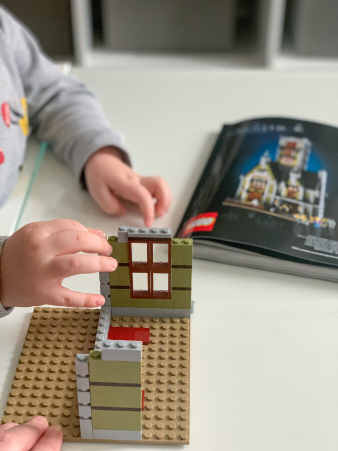 Mijn leven in foto's #131 - Lego Haunted Hause