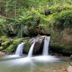 Onze vakantie in Luxemburg - Mullerthal