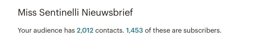 Hoe ik in augustus in de vakantieperiode 1.234,60 euro (+ 150 euro aan barterdeals) verdiende met bloggen en werk als Virtual Assistant - Nieuwsbrief
