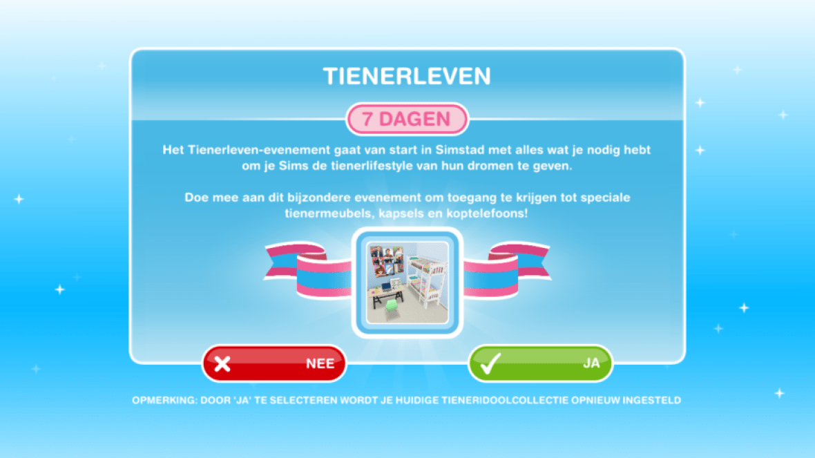 Mijn leven in foto's #60 - The Sims Freeplay