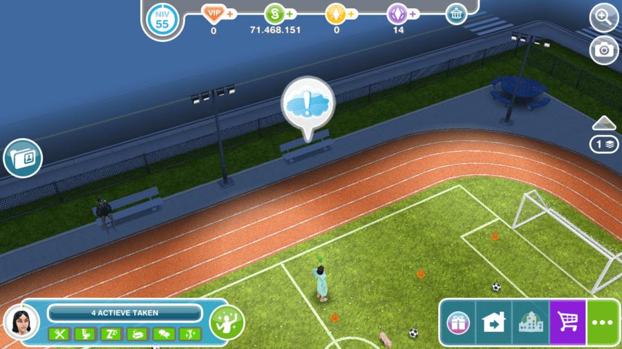 De Sims Freeplay Walkthrough - Leraars Lieveling
