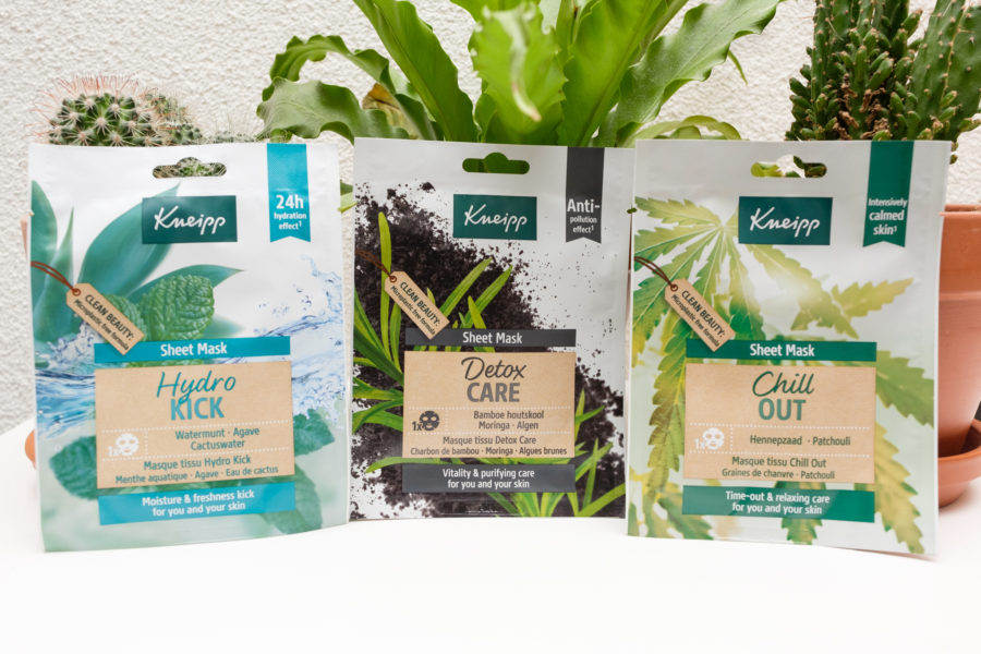 Kneipp Sheet Masks